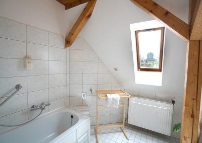 Fürdőszoba a Bazilikára